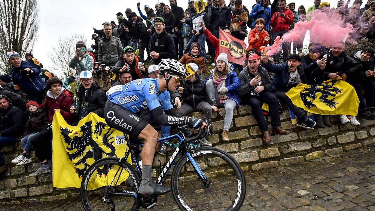 Victime d'un arrêt cardiaque lors de Paris-Roubaix, le cycliste belge Michael Goolaerts est décédé