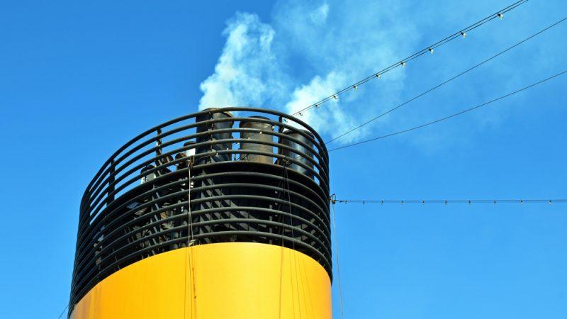 L'Organisation maritime internationale à la traîne sur les émissions de CO2