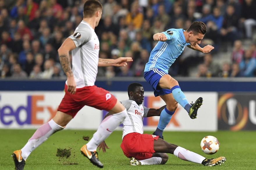 Europa League : l'OM arrache la finale contre l'Atlético après prolongation