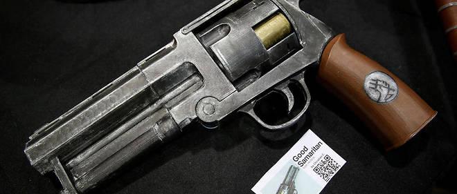 Aux États-Unis, il est désormais légal d'imprimer son arme à feu
