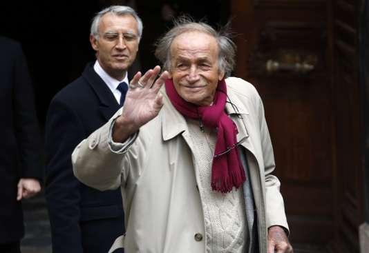 Venantino Venantini, le dernier des « tontons flingueurs », est mort
